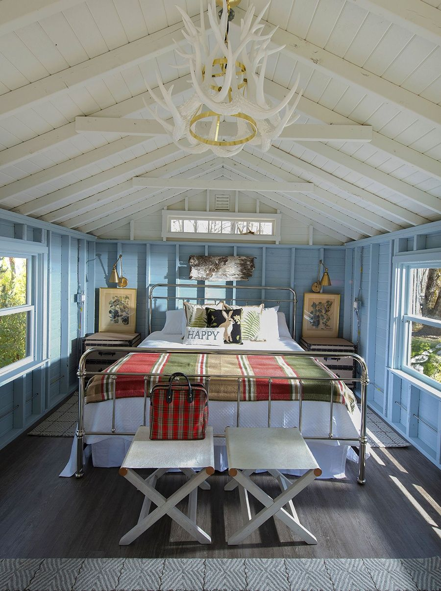 Maine S Premier Glamping Destination Is Rolling Out Quot Camp