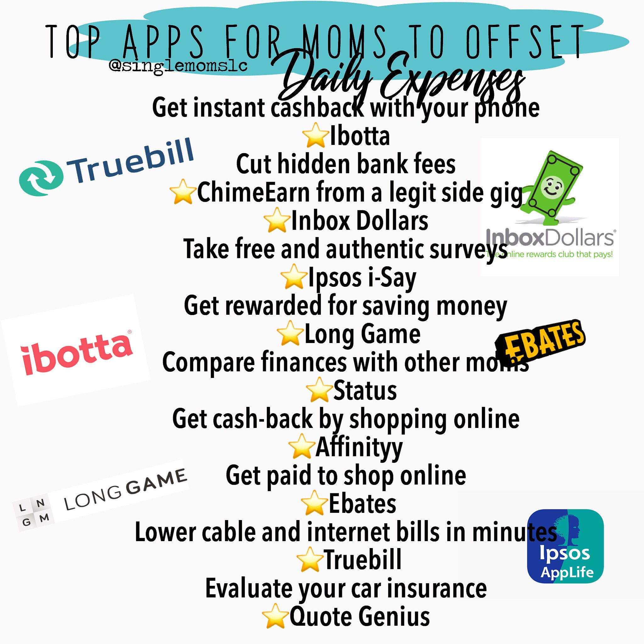 budgeting moneymanagement tips moms Apps for moms
