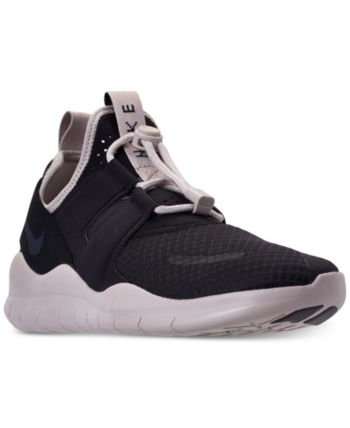 9987f9867459 Nike Men s Free Rn Commuter 2018 Running Sneakers from Finish Line - Black  9.5