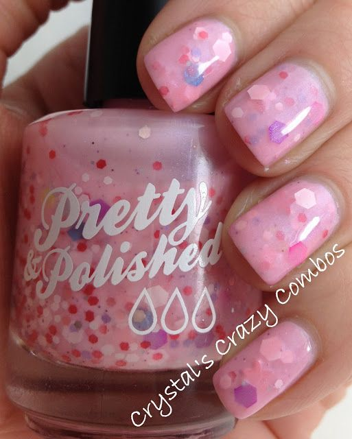 Crystals Crazy Combos: Pretty & Polished - Algebraic Addition Collection
