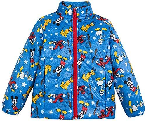 Disney Womens Rain Jacket Plus Size Mickey Mouse Peeking Print Lightweight Coat