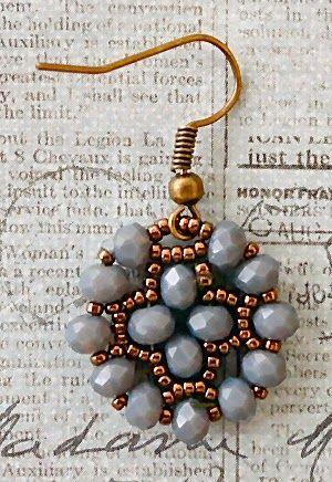 Photo of Linda's Crafty Inspirations: Video Tutorial – Nunzia's Easy Earrings    Source b…