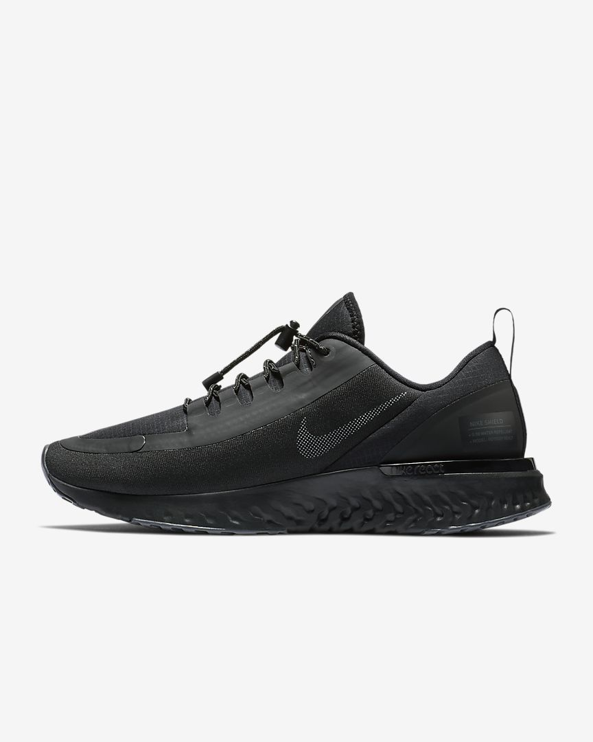 meet ba052 ddbde Nike Odyssey React Shield Water-Repellent Womens Running Shoe