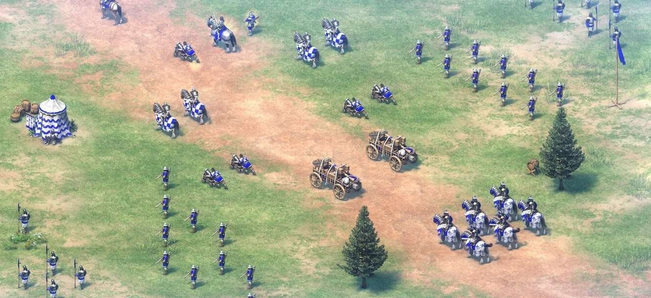 Age Of Empires Ii Definitive Edition Build Order Guide With