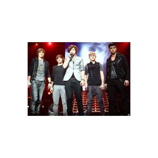 One Direction ♥ found on Polyvore