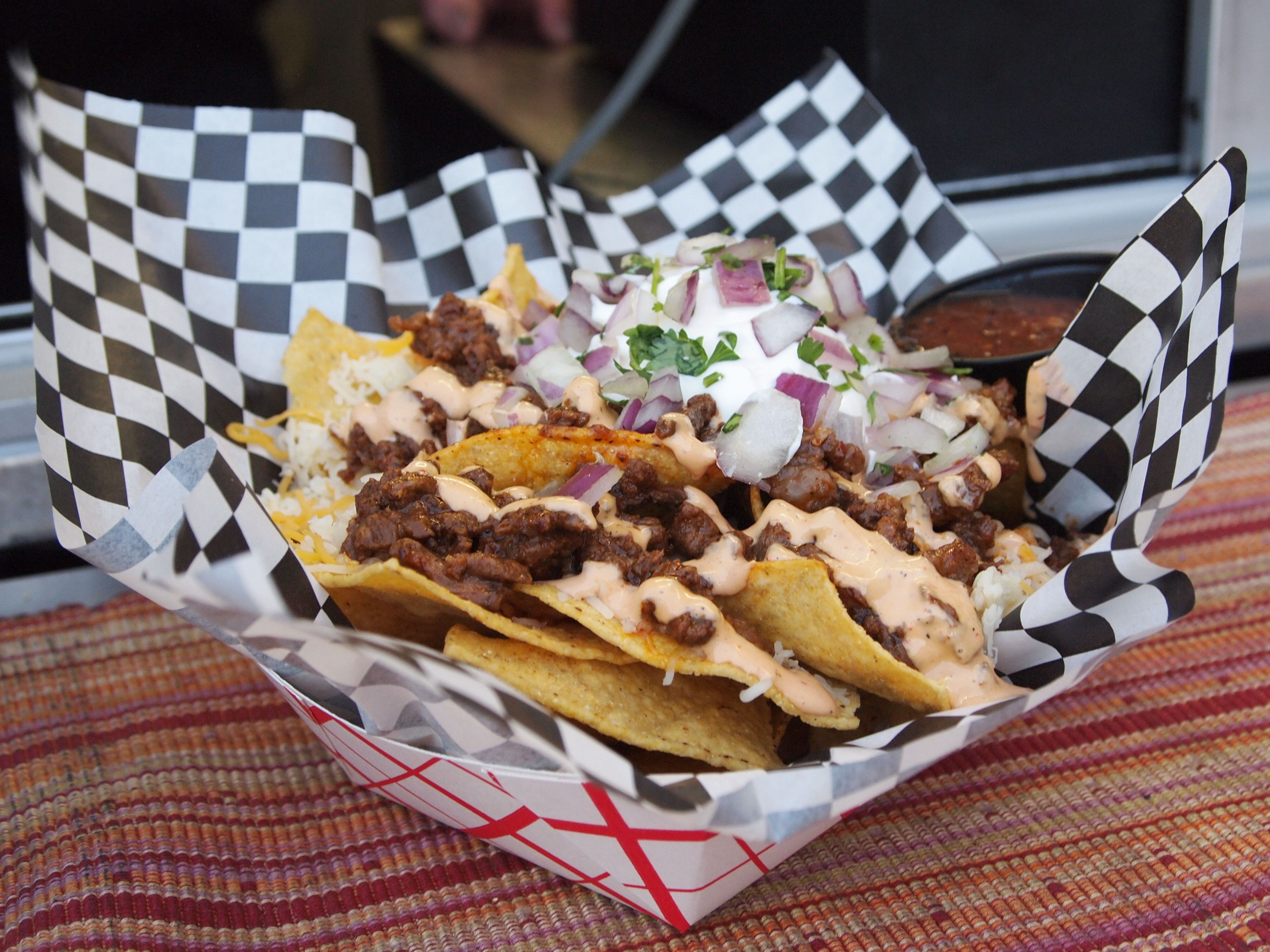 Follow Southwest Gourmet Food Trucks On Facebook And Twitter Food Gourmet Recipes Street Food