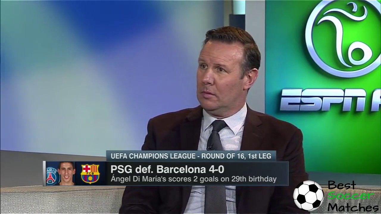 PSG 4 0 Barcelona Post match Reactions How di Best