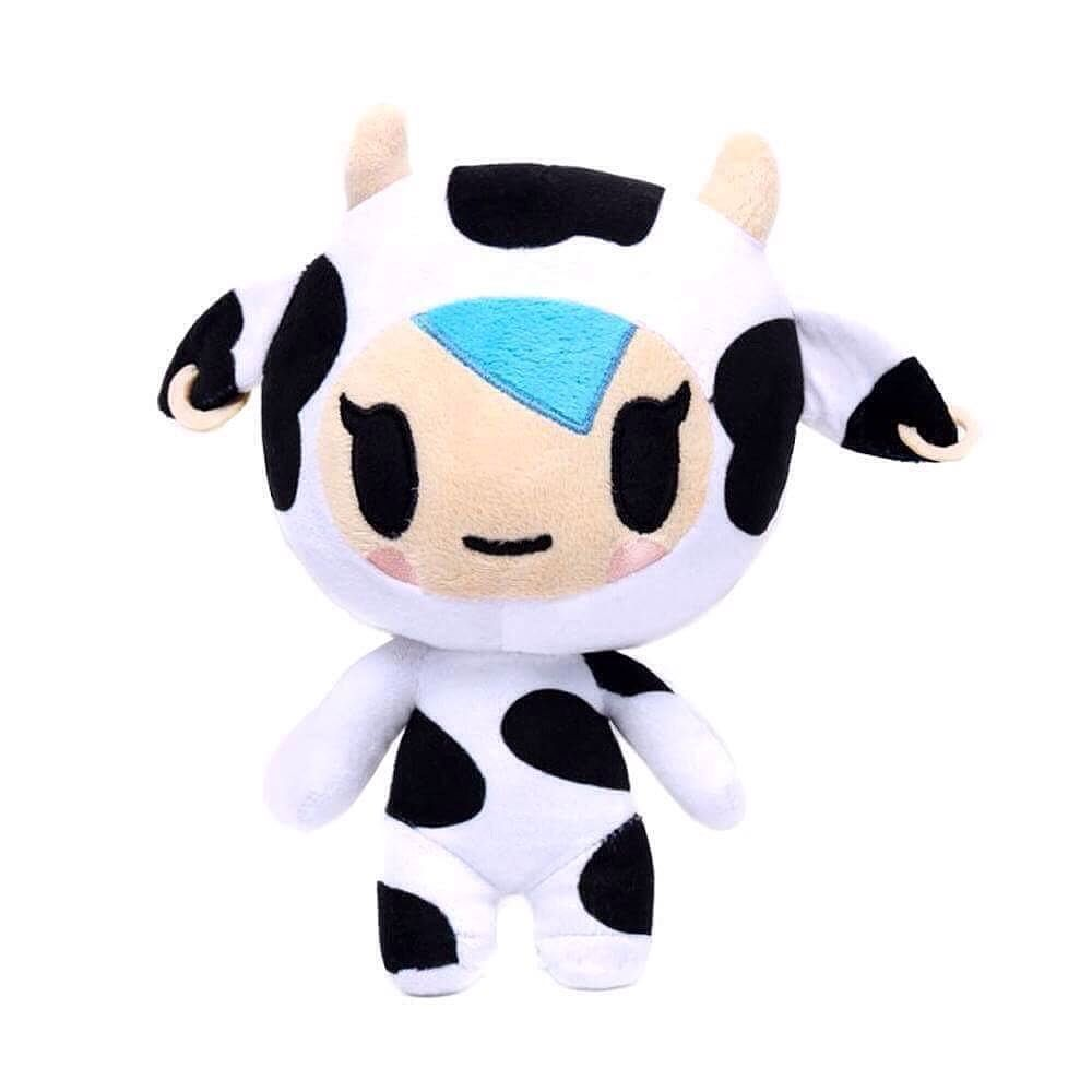 Moooo Mozzarella Plush Designer Toy Cowachter By Tokidoki