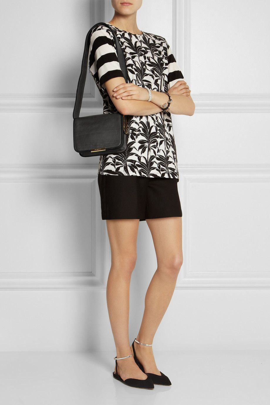 See by Chloé|Aster leather shoulder bag|NET-A-PORTER.COM