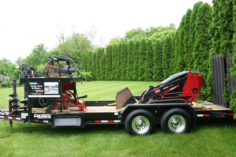Equipment photos Landscaping equipment, Landscape