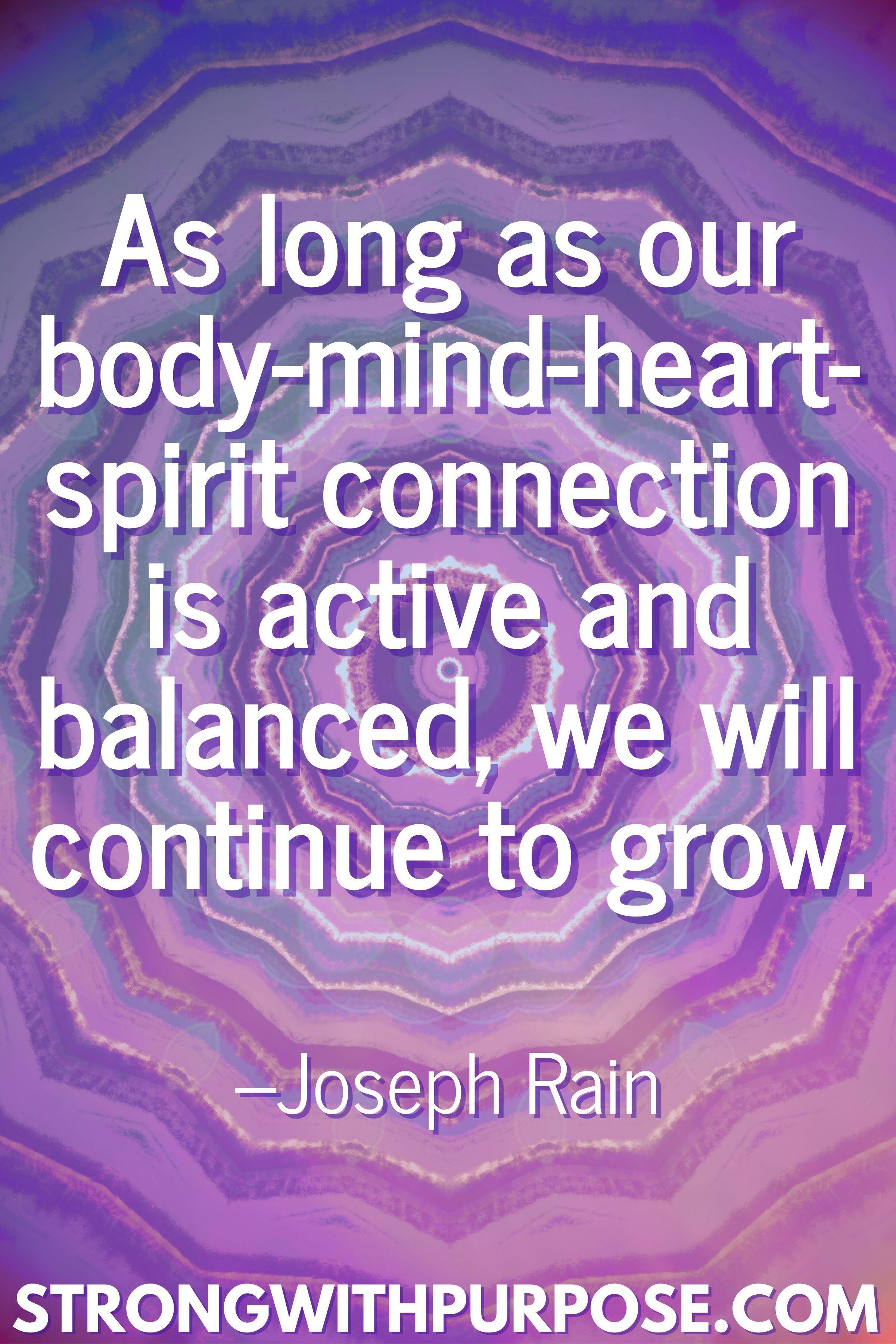 20 Inspiring Balance Quotes Strong With Purpose Healing Intuitive Living Balance Quotes Healing Quotes Spiritual Healing Heart Quotes