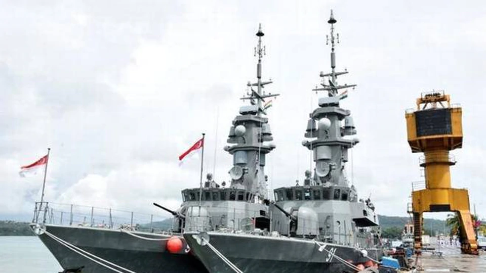 India Thailand Singapore S Trilateral Naval Drill This Month Naval Andaman And Nicobar Islands Strait Of Malacca