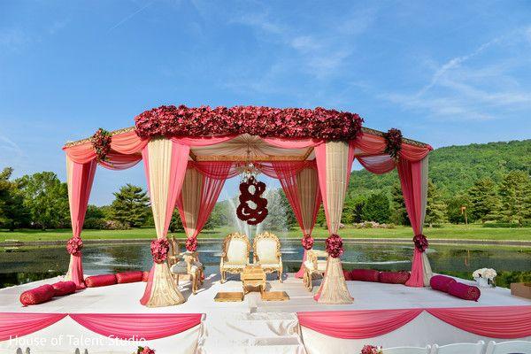 Mandap Design Indian Wedding Decor