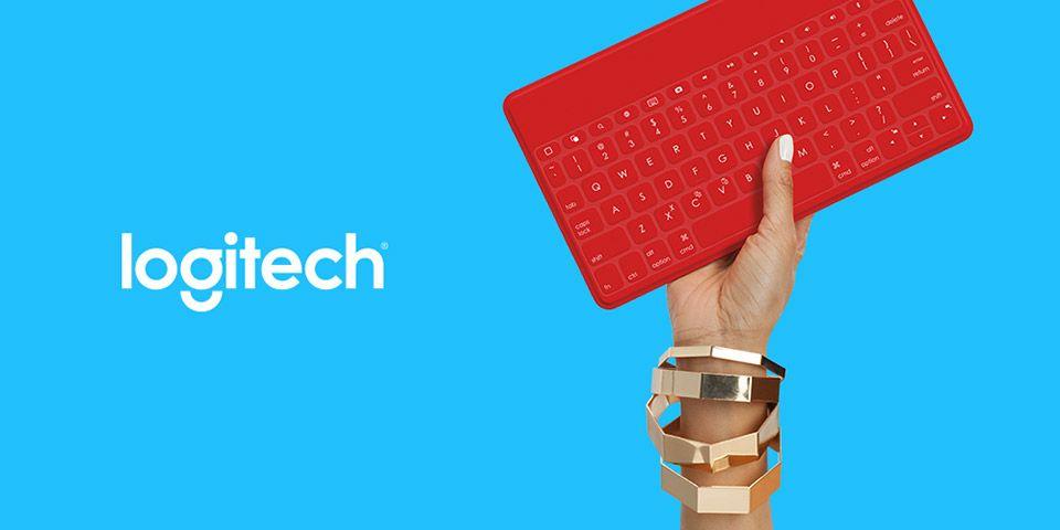 Logitech se renueva con un logo más fresco y moderno