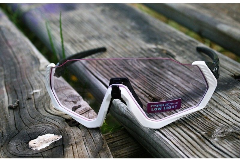 Flight Jacket Matte grey Prizm Low Light   眼睛设计   Sunglasses ... 58c4961c1c2a