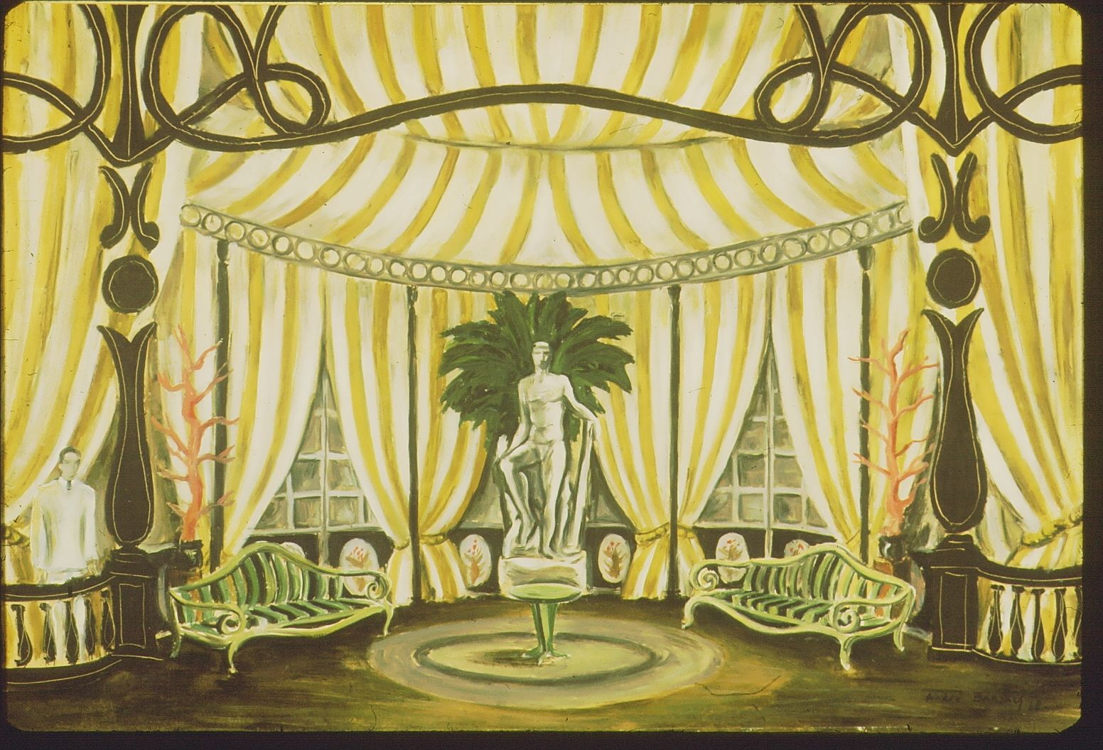 1930s: Set Design , Genres | The Red List