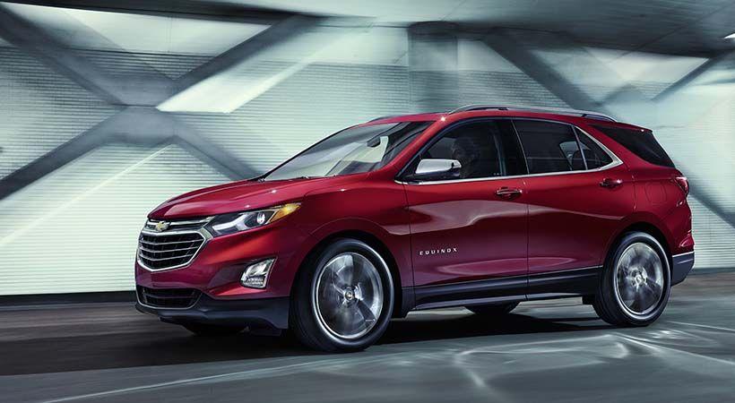 Diseno Chevrolet Equinox 2018 Precio Y Versiones En Estados