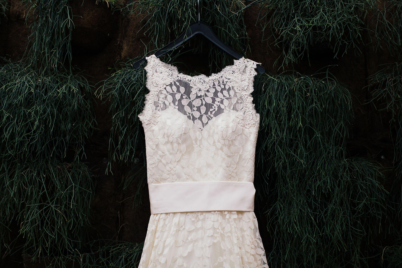 REAL BRIDE {Fernanda + Sergio} AUDREY HEPBURN wedding gown from A ...