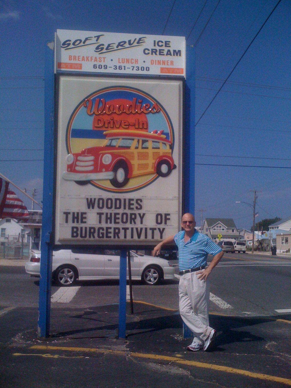 Woodies too lbi