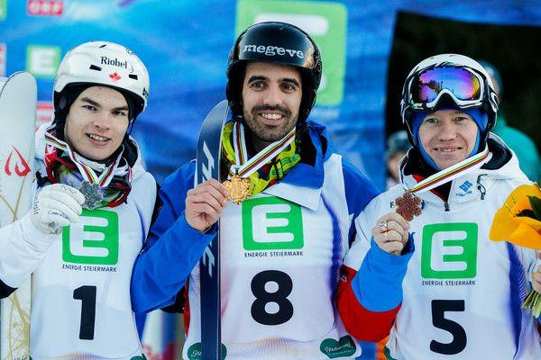 Mikael Kingsbury Photos: FIS Freestyle Ski & Snowboard World Championships - Men's and Women's Moguls
