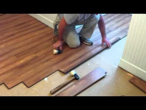 How To Install Pergo Laminate Flooring Do It Yourself Yes You Can