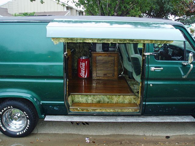 1979 Ford E150 Picture 2 Custom Vans For Sale Ford Van Custom Vans