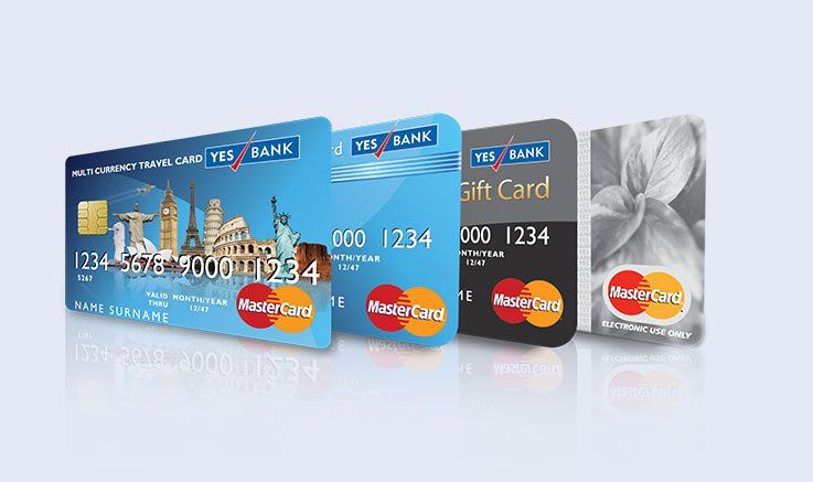Yes Bank Offers A Wide Range Of Card Which Are Safe And Enables Hassle Mode Of Payment To Cater All The Requirements Choo Credit Card Apply Prepaid Card Cards