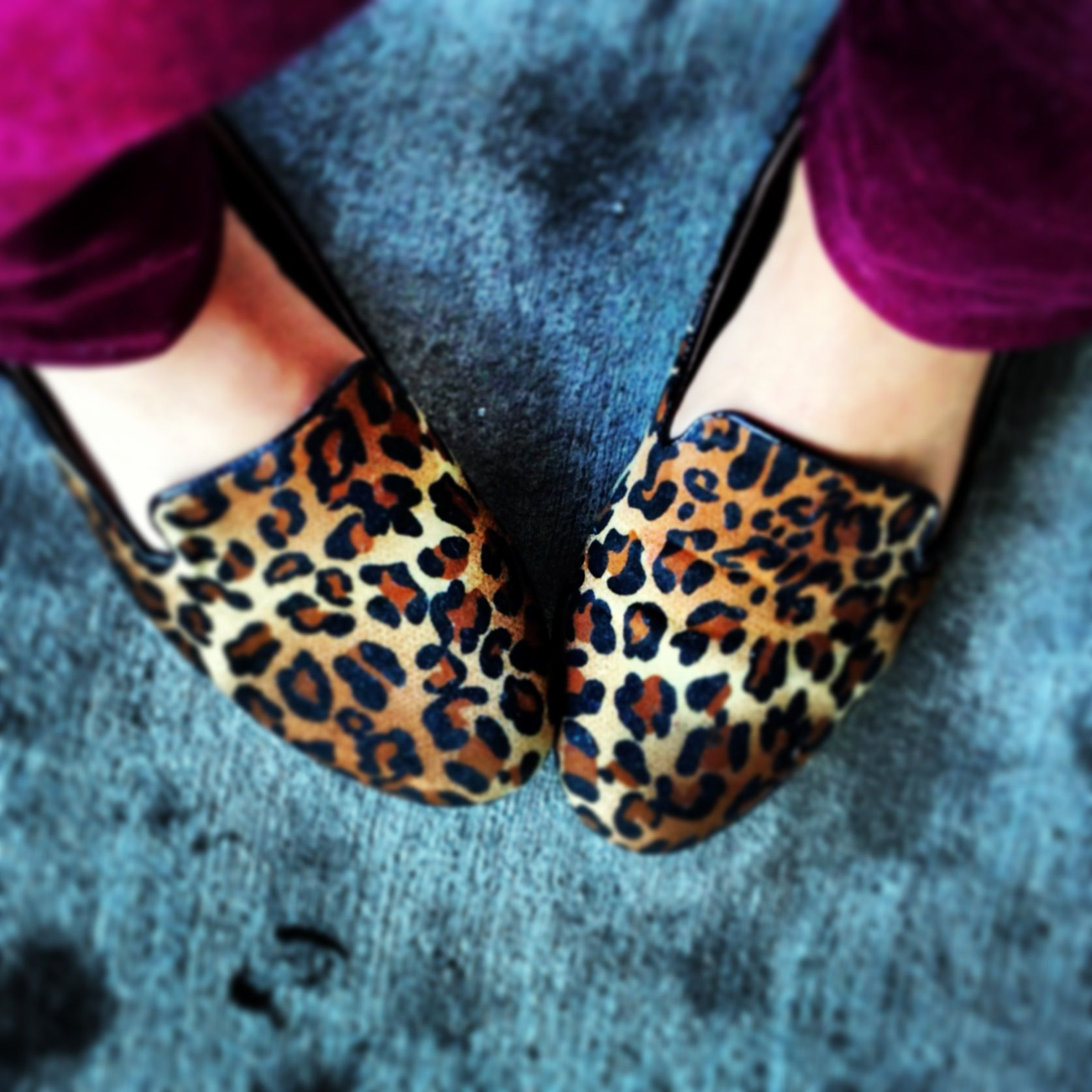 I love my leopard loafers Leopard loafers, Loafers, My style