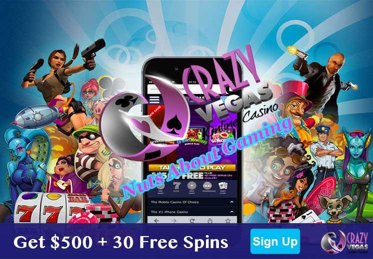 Крейзи вегас казино бесплатно online canadian casino