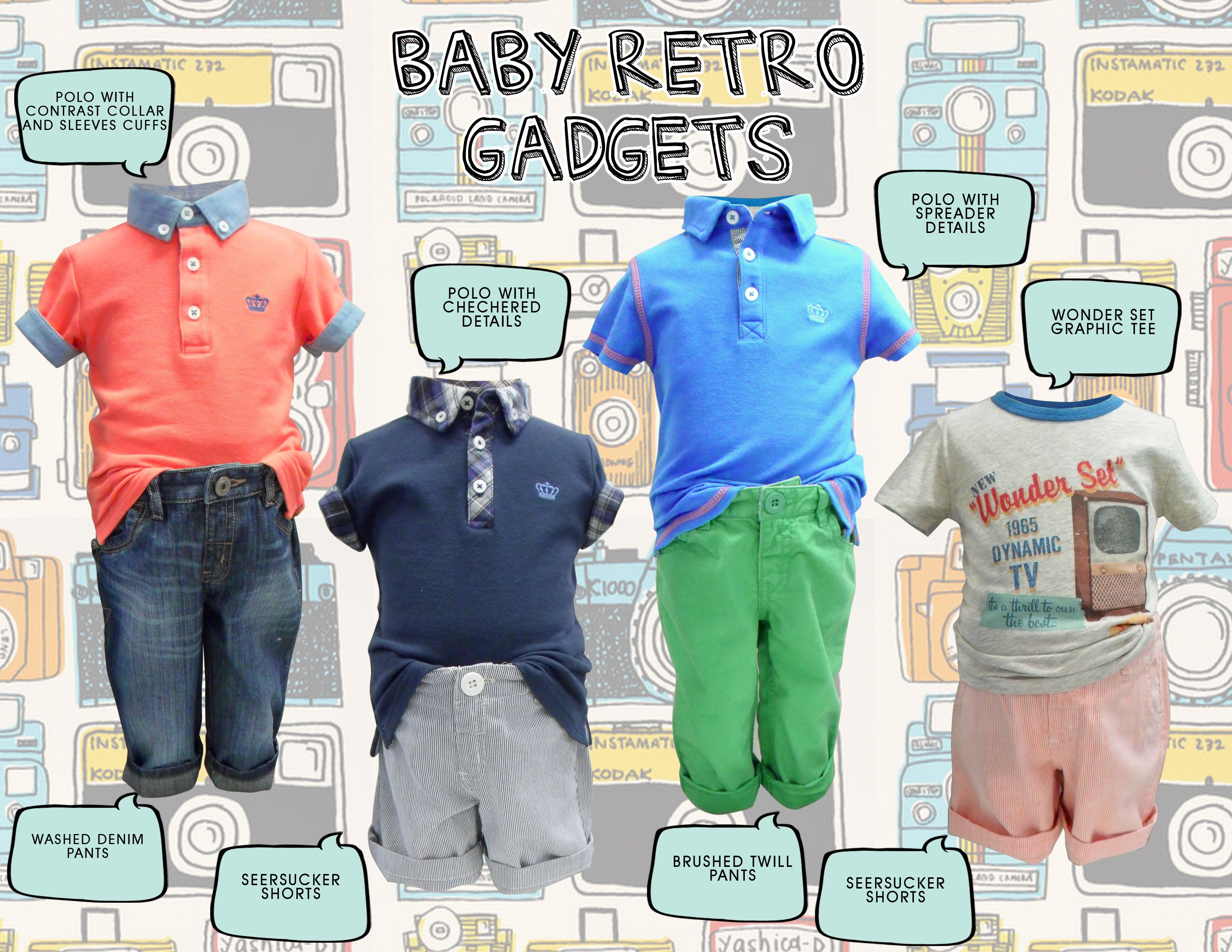 Gingersnaps Infant Boys Collection  #Gingersnaps #GingersnapsPh #infantboys #collection #kids #baby #fashion
