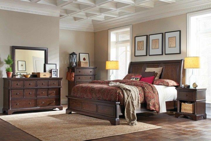 Billig Schlafzimmer Mit Queensize Bett Sets Mit Matratze