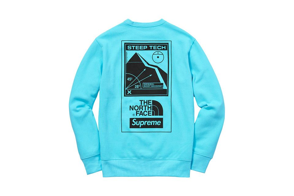 Supreme and The North Face drop a second round of throwback Steep  Tech-branded gear. ecf55f0b24810