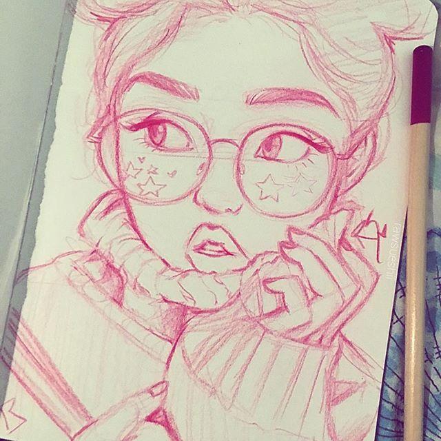 Resultado de imagen para christina lorre 39 rihanna for Cute drawing ideas for girls