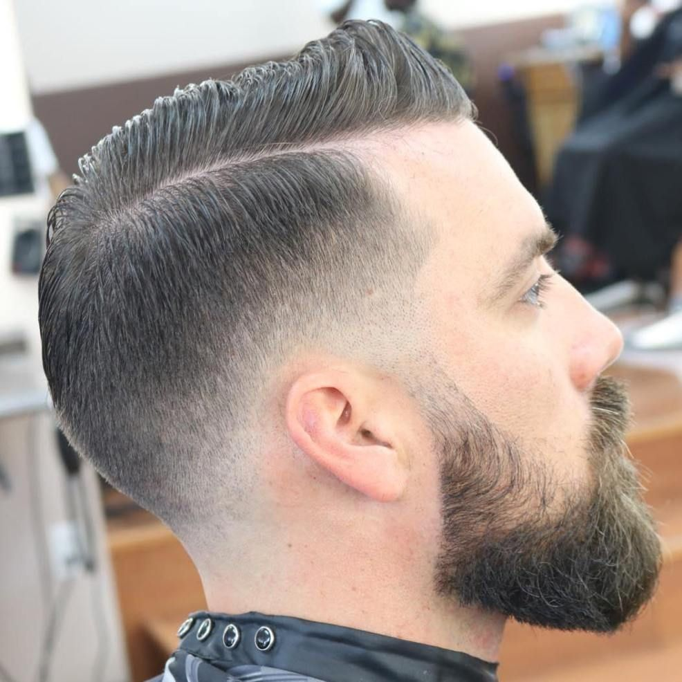 Haircut for men for thin hair  stylish low fade haircuts for men  things i like  pinterest