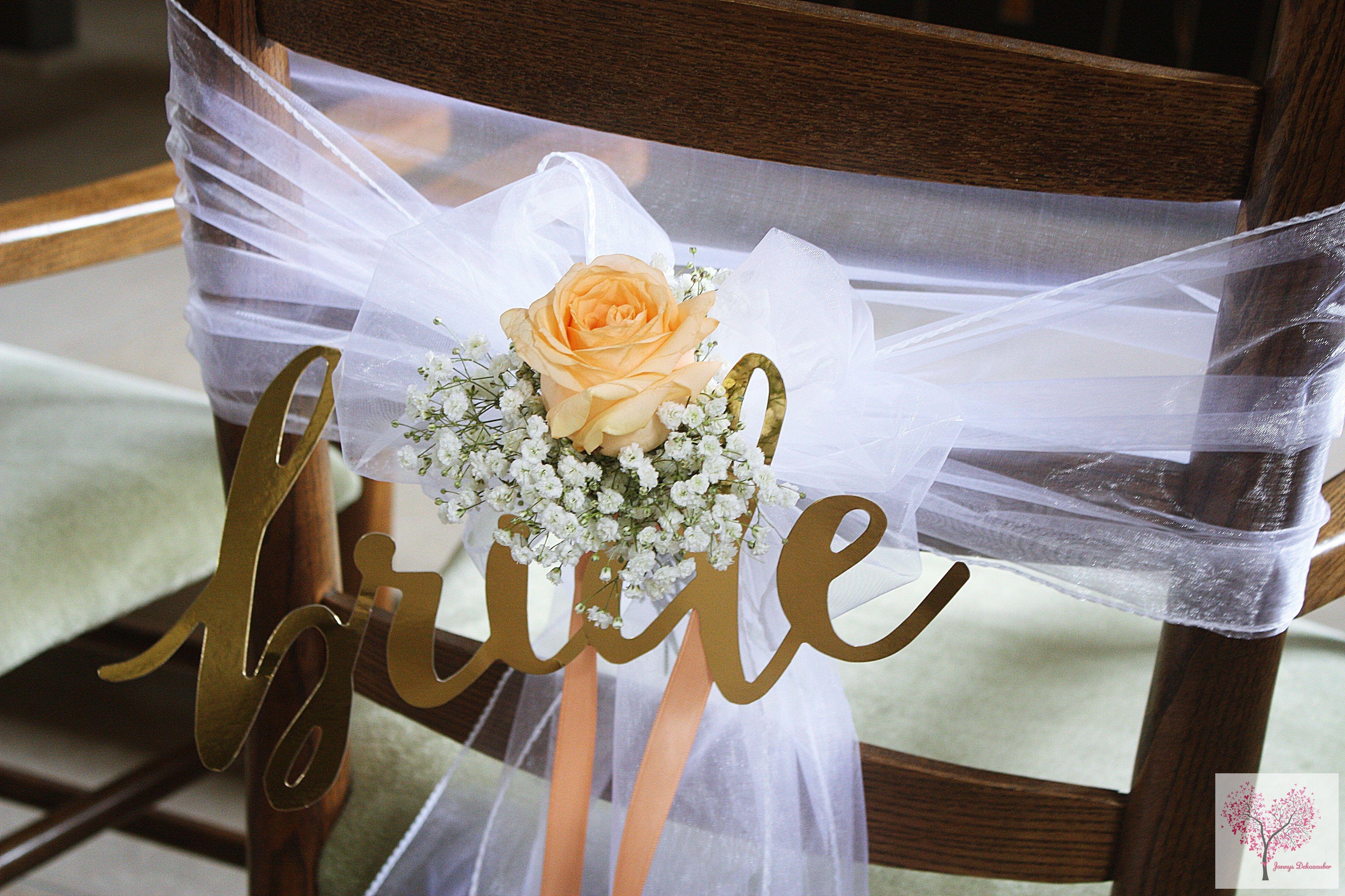 Deko Kirche Hochzeit Hochzeitsdeko Hochzeitsdeko Pinterest
