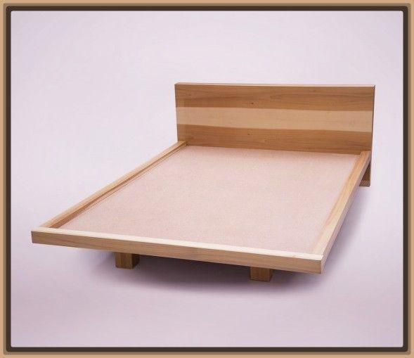 Como hacer una cama matrimonial con madera | Camas | Pinterest ...