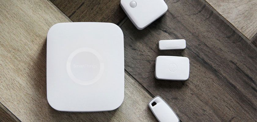 Samsung SmartThings Review Smartthings, Smart home