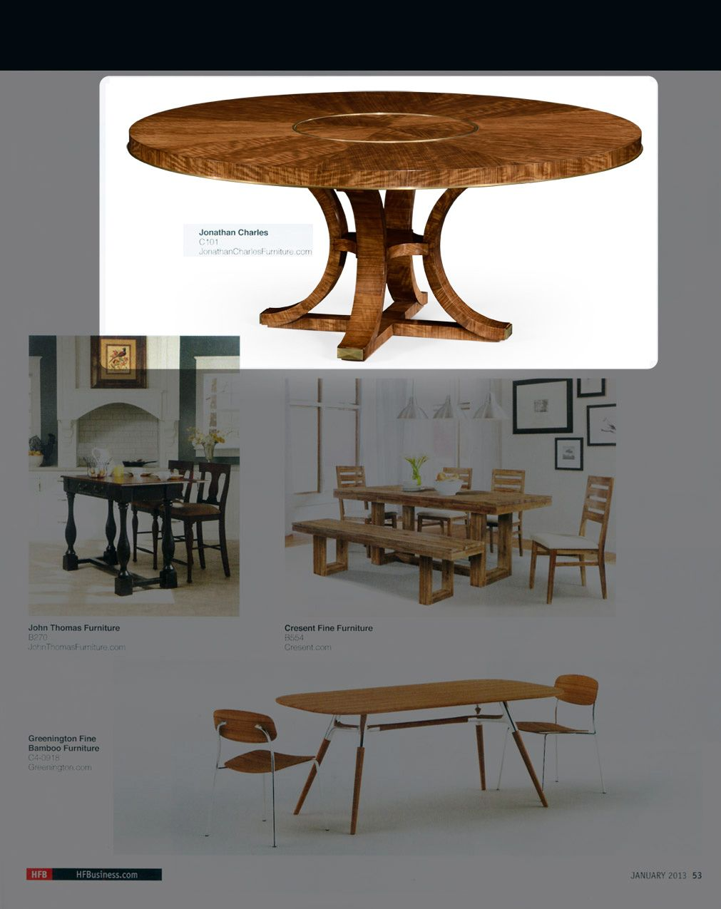 Home Furniture Business January 2013 With Images Wooden Dining Room Furniture Furniture Wooden Dining Tables