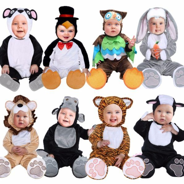 Disney Baby Halloween Costumes- Infant Baby Animals Halloween Costumes Cosplay For Toddler. - Kids and Mom Shop