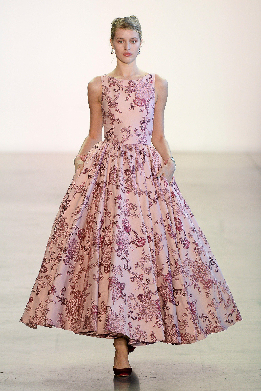 Badgley Mischka Fall RTW 2018 [2000x3000] | Fashion | Pinterest