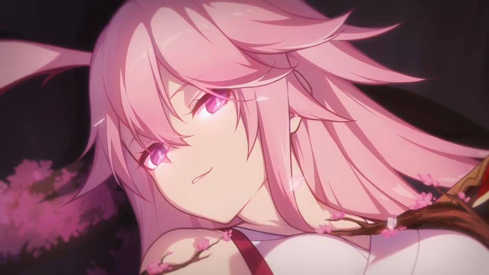 Yae Sakura in 2020 Anime, Art hobbies, Art