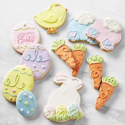 Easter Cookie Basket, Set of 12 #williamssonoma | Easter ...