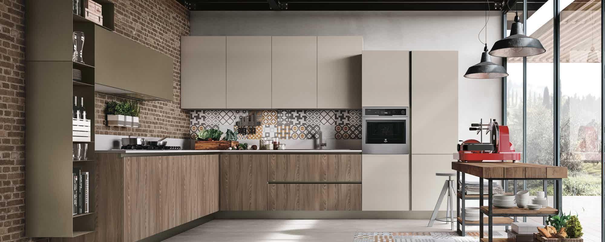 cucine moderne stosa - modello cucina infinity 13 | Kitchens ...