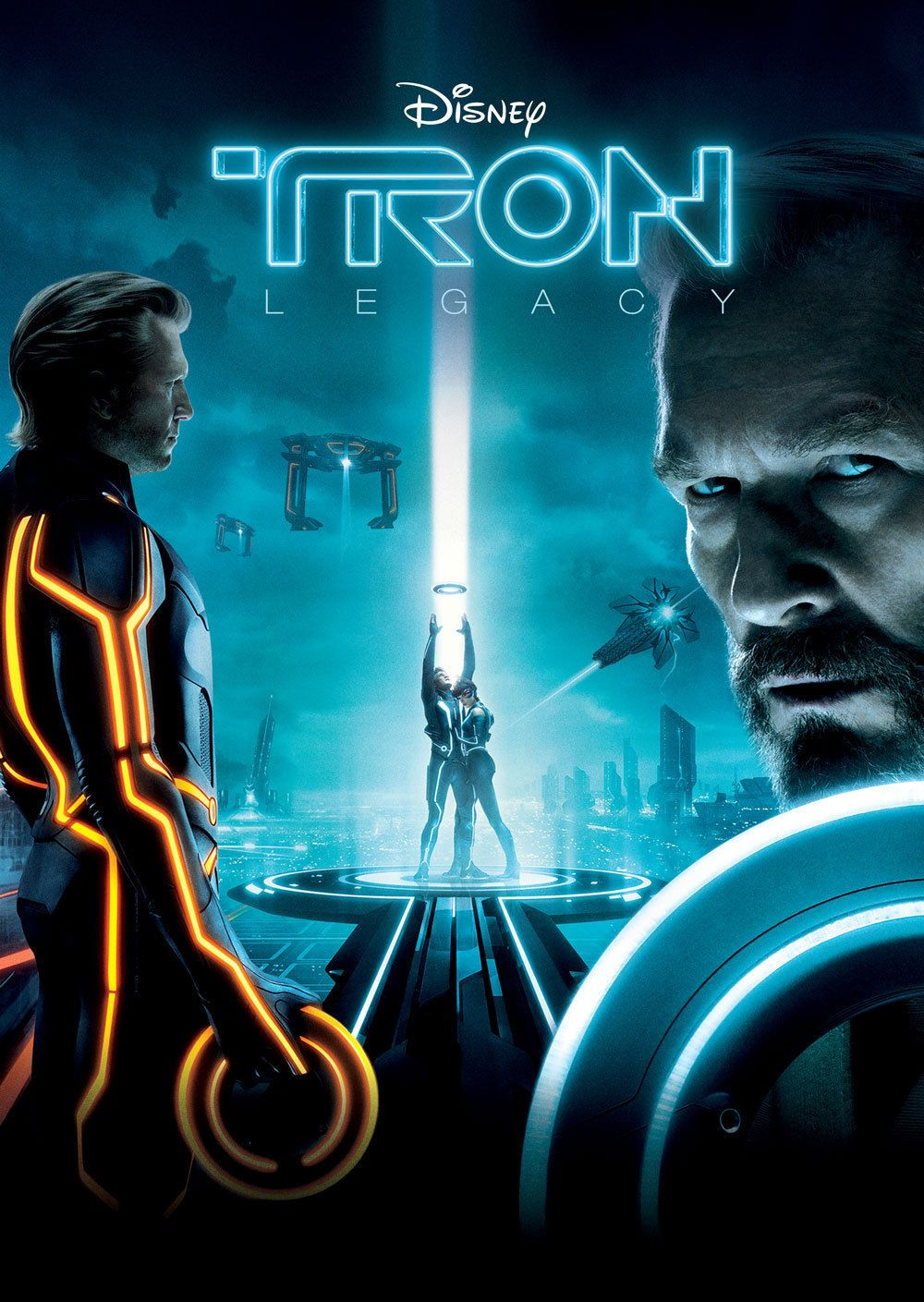 Image result for tron legacy poster
