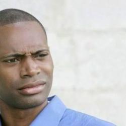 Confused Black Man Meme Generator Template | Confused face ...