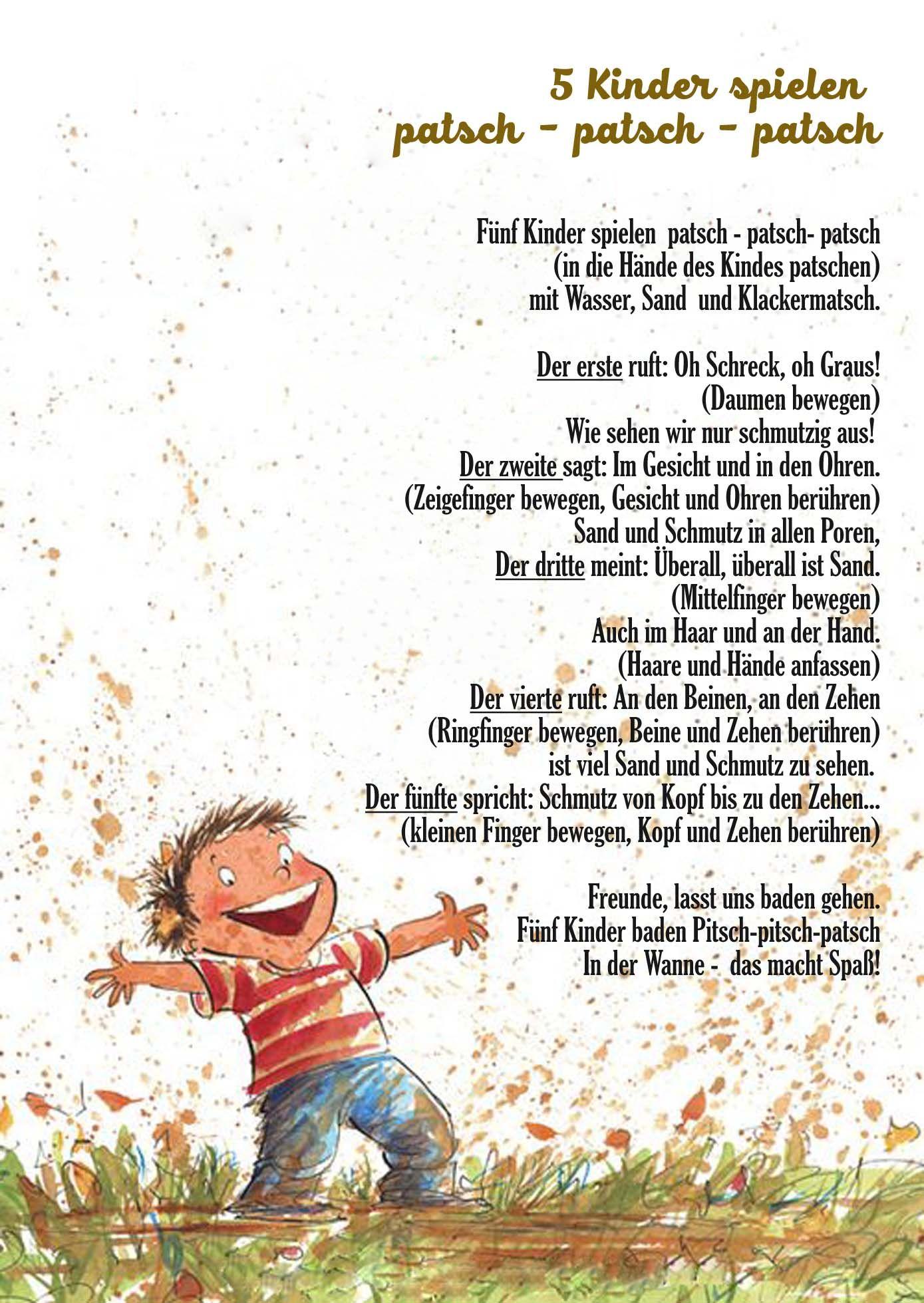 Kinder | Vorschule | Kindergarten portfolio, Kids songs ...
