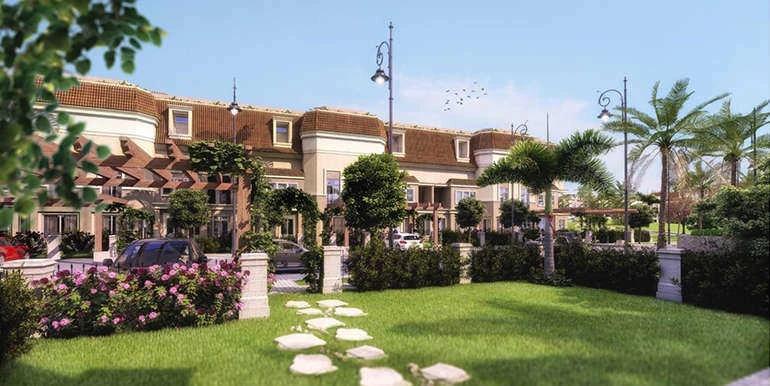 فلل للبيع كمبوند سراي القاهرة الجديدة Sarai New Cairo يوفن Uvisne اسعار 2021 In 2021 Cairo Villa Real Estate Companies