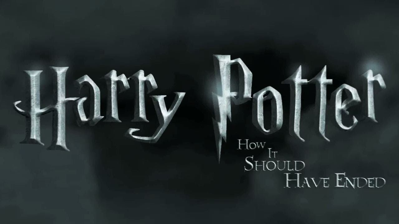 How Harry Potter Should Have Ended Via Youtube Bahahahahaha Harry Potter Obsession Harry Potter Harry