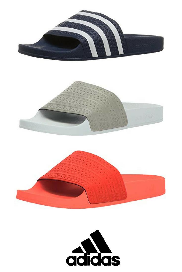 brand new 7f691 c33ae adidas Mens Adilette Slide Sandal adidas sandals