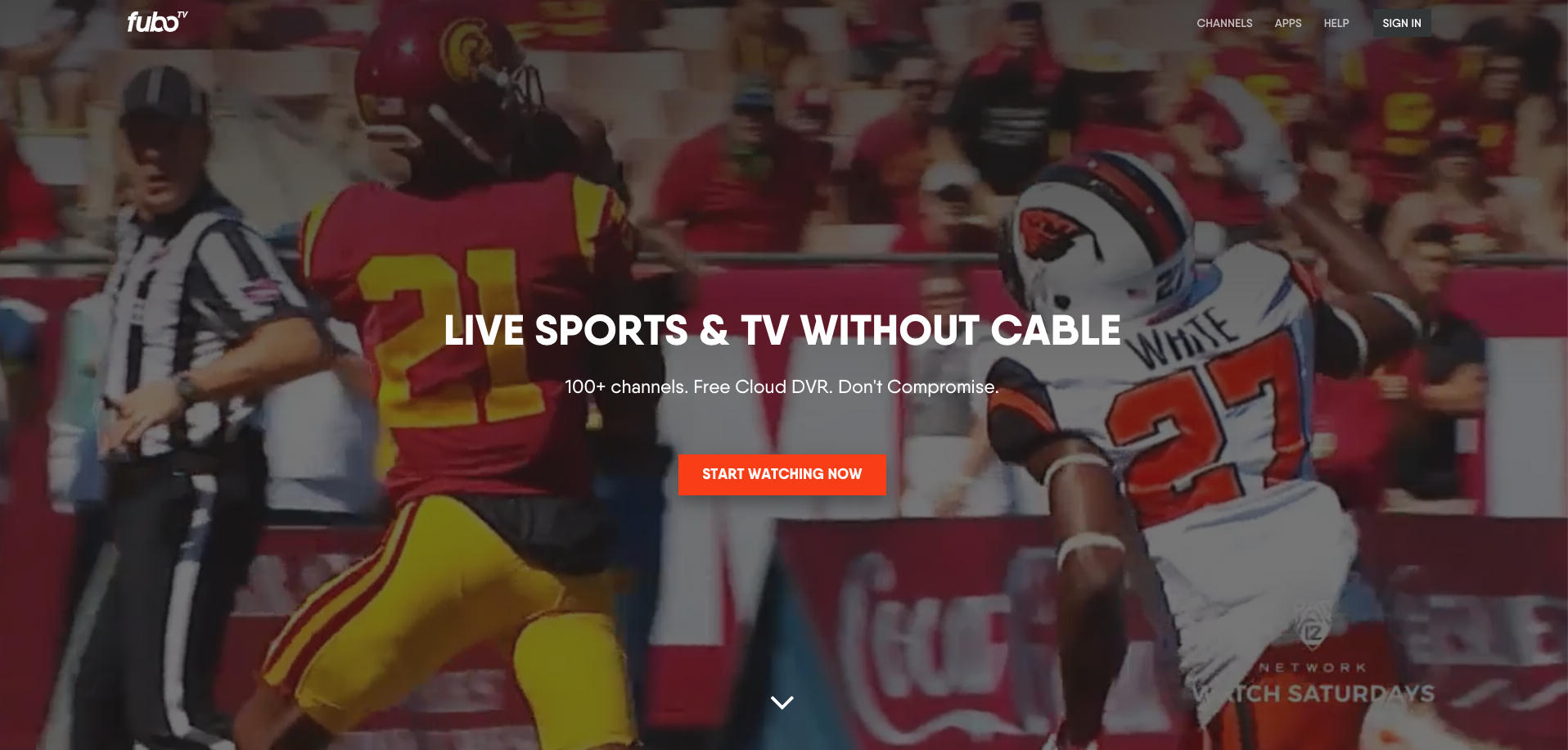 You can easily watch Fox Sports Midwest with a live TV